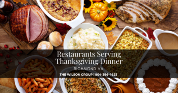 Restaurants Serving Thanksgiving Dinner Richmond