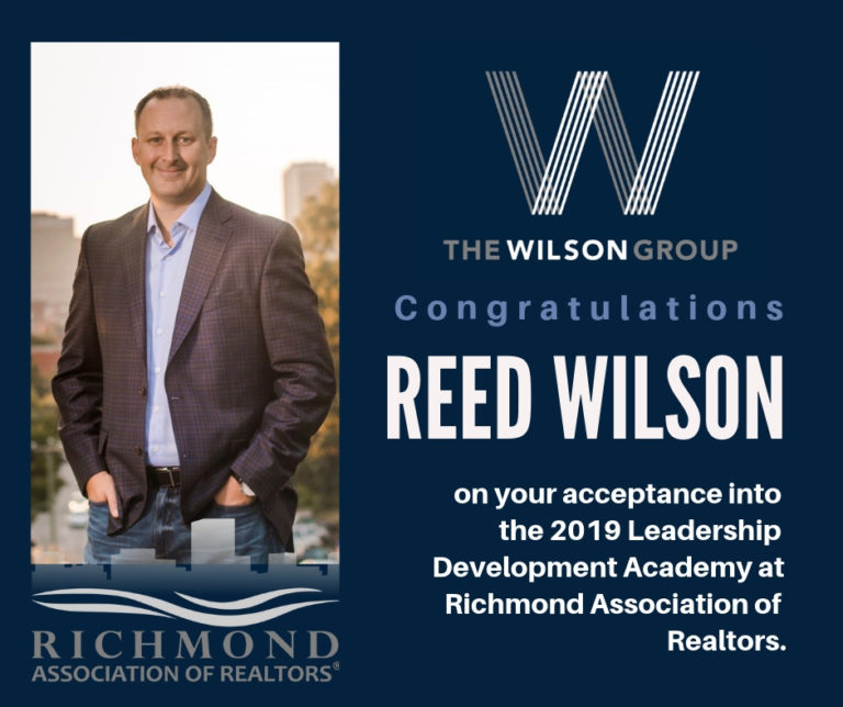 Reed Wilson The Wilson Group