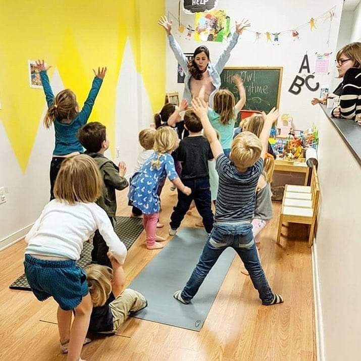 /Toddler Activities in Richmond/ The Wilson Group Real Estate