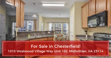 1010 Westwood Village Way Unit#102, Midlothian, VA 23114