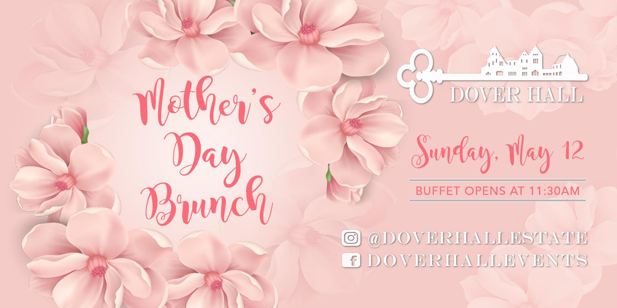 Mother's Day Brunch at Dover Hall Public · Hosted by Dover Hall