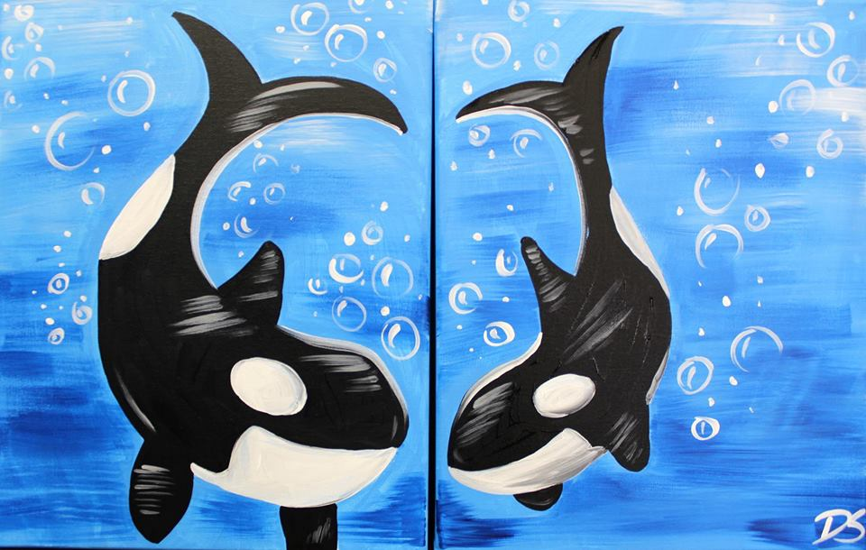 Mother's Day! Family Fun Creative Canvas - Orcas Public · Hosted by Art Factory and Party Place