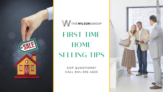 First Time Home Selling Tips