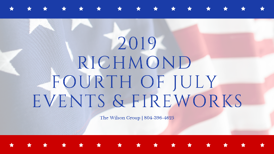 Richmond Fourth of July Events & Fireworks [2019]