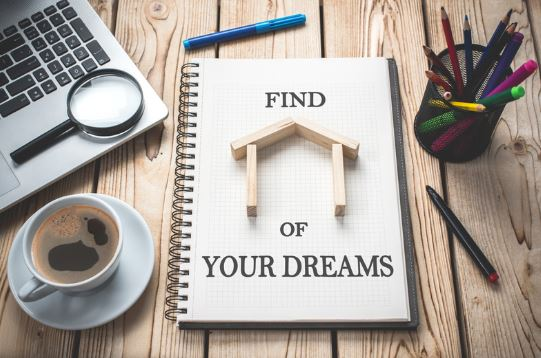 find the home of your dreams