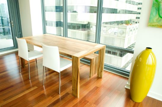 Dining Room Tips - Clear the Clutter