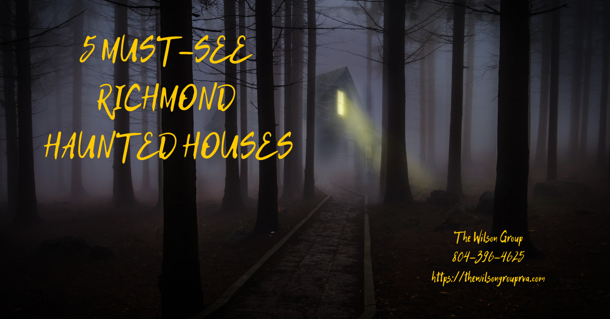Richmond Haunted Houses and Halloween Events