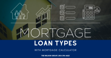 Mortgage Loan Types with Calculator