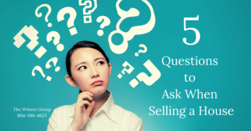 Questions to Ask When Selling a House