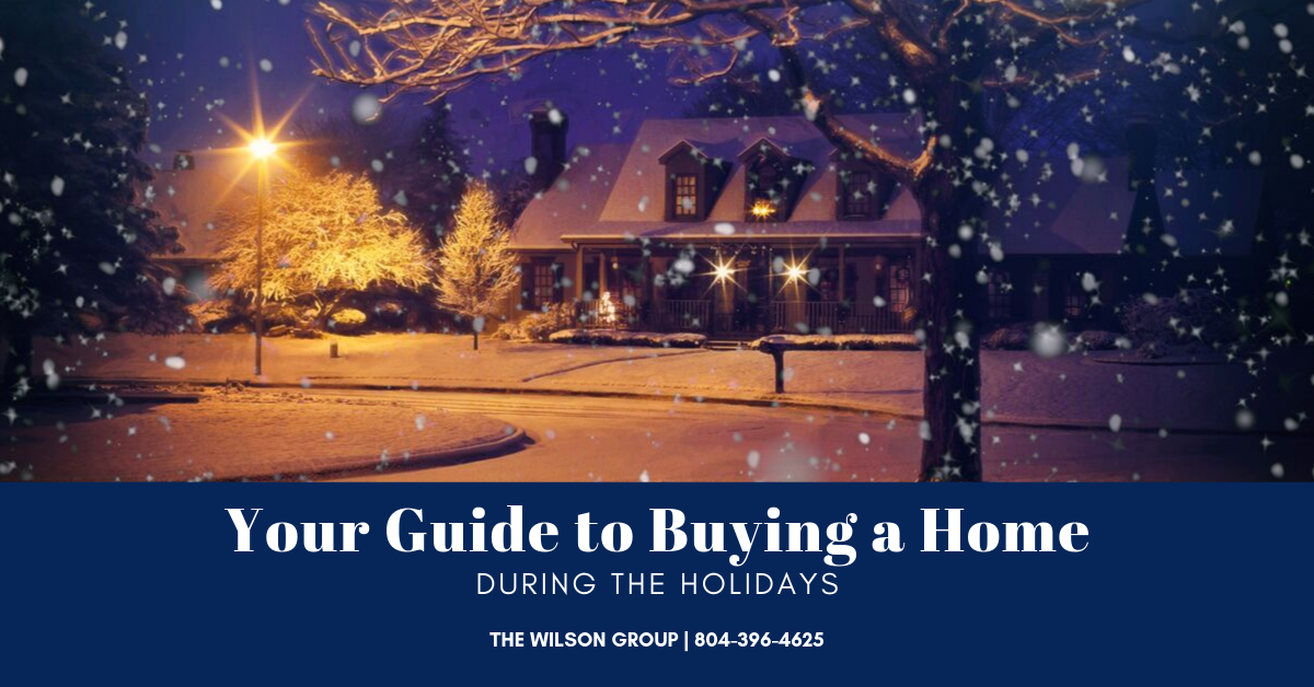 Your Guide to Buying a Home During the Holidays