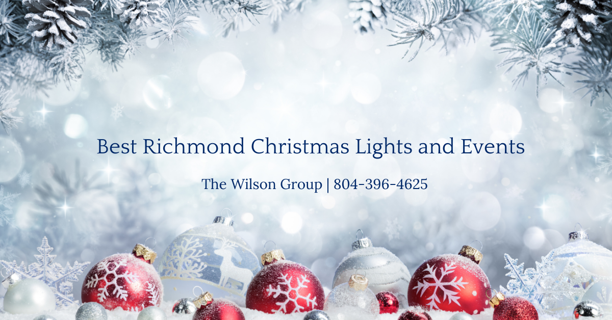 Best Richmond Christmas Lights and Events [2020]