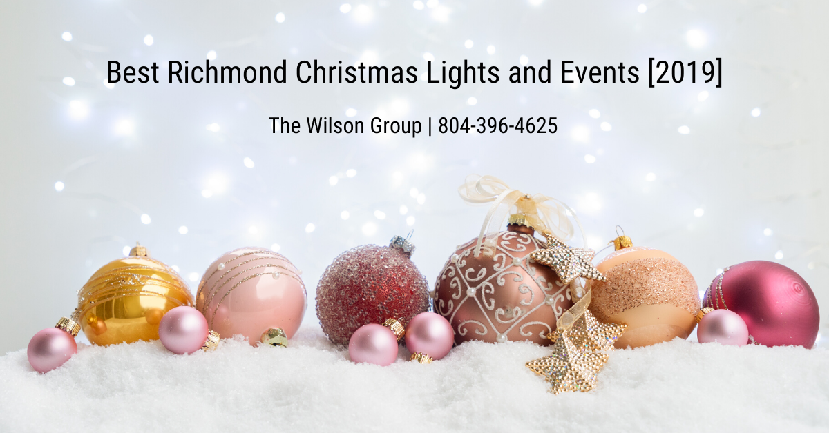 Best Richmond Christmas Lights and Events [2019]