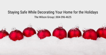 Staying Safe While Decorating Your Home for the Holidays