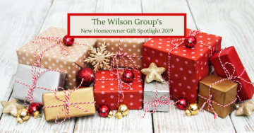 New Homeowner Gift Spotlight - the Wilson Group