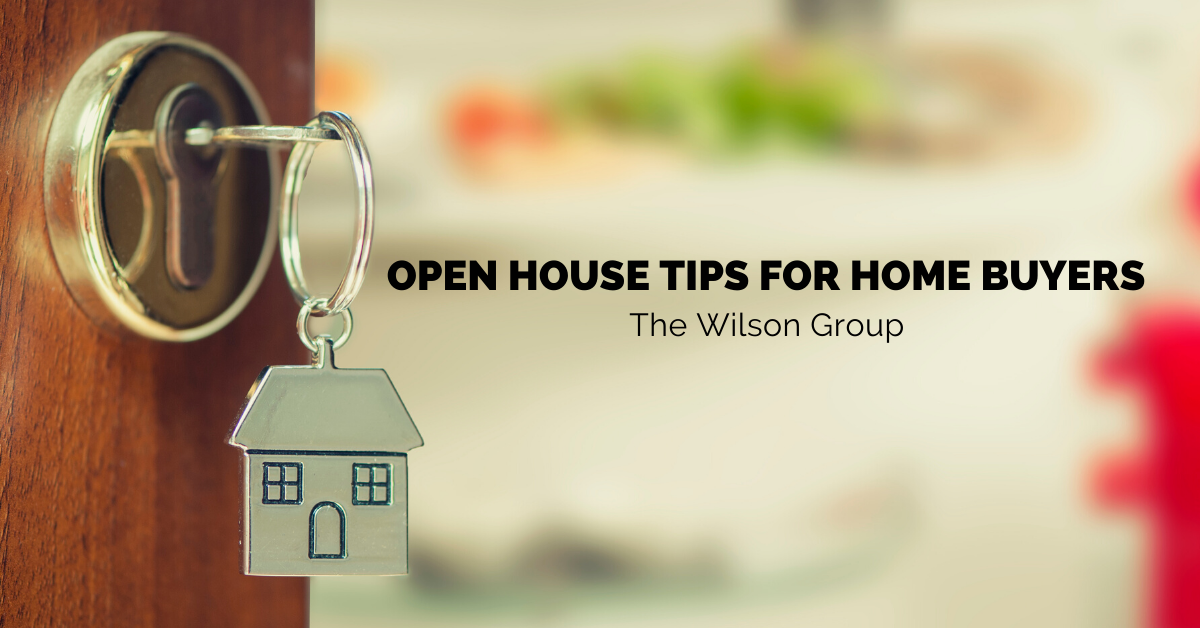 Open House Tips for Home Buyers