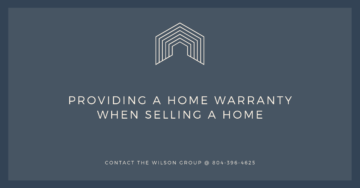 Providing a Home Warranty when Selling a Home - Wilson Group