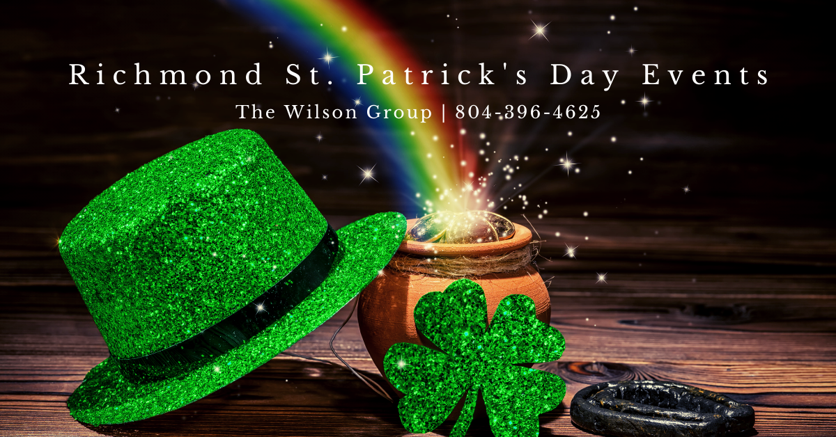 Richmond St. Patrick's Day Events [2020]