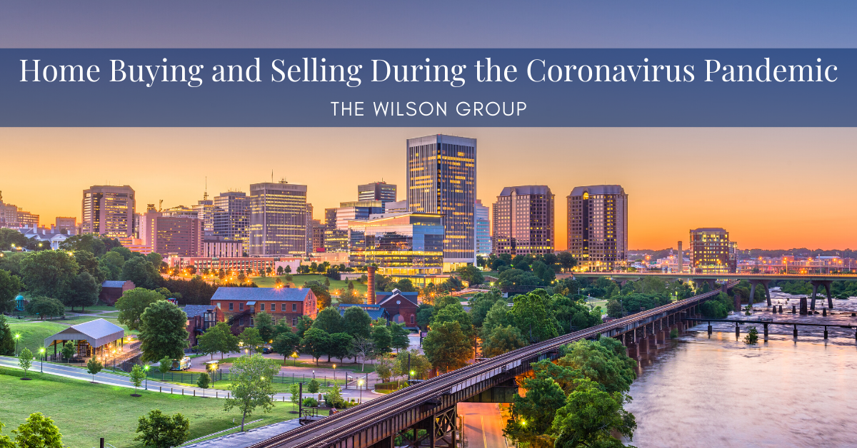 Home Buying and Selling During the Coronavirus Pandemic