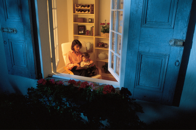 How to Keep a House Cool in the Summer Naturally - open window at night